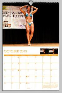 LIE 2012 Calendar October