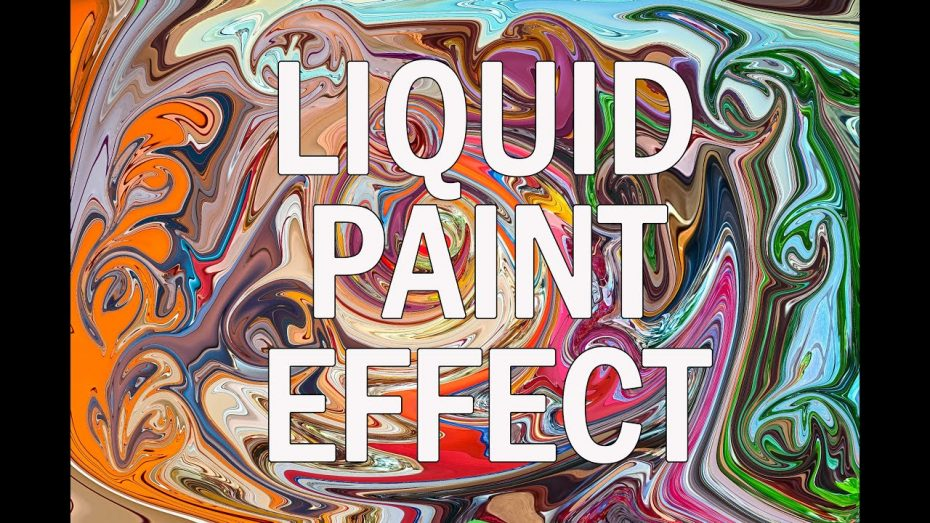 Liquid Effect in Photoshop | How-To