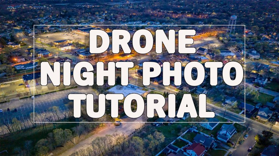 Drone Night Photography Workflow