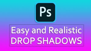 How to create a shadow in Photoshop