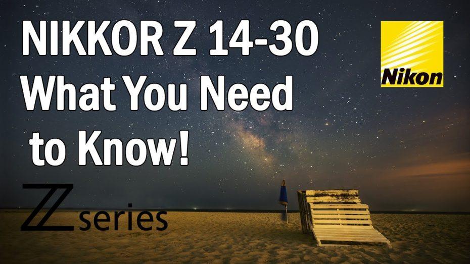 Nikon Z 14-30mm f/4 S Mirrorless Lens Review