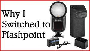 Godox V1 / Flashpoint X R2