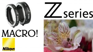 Macro Lens for Nikon Z