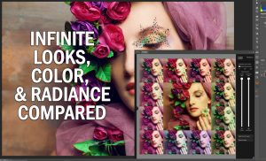 Infinite Looks, Color, and Radiance Panels Compared