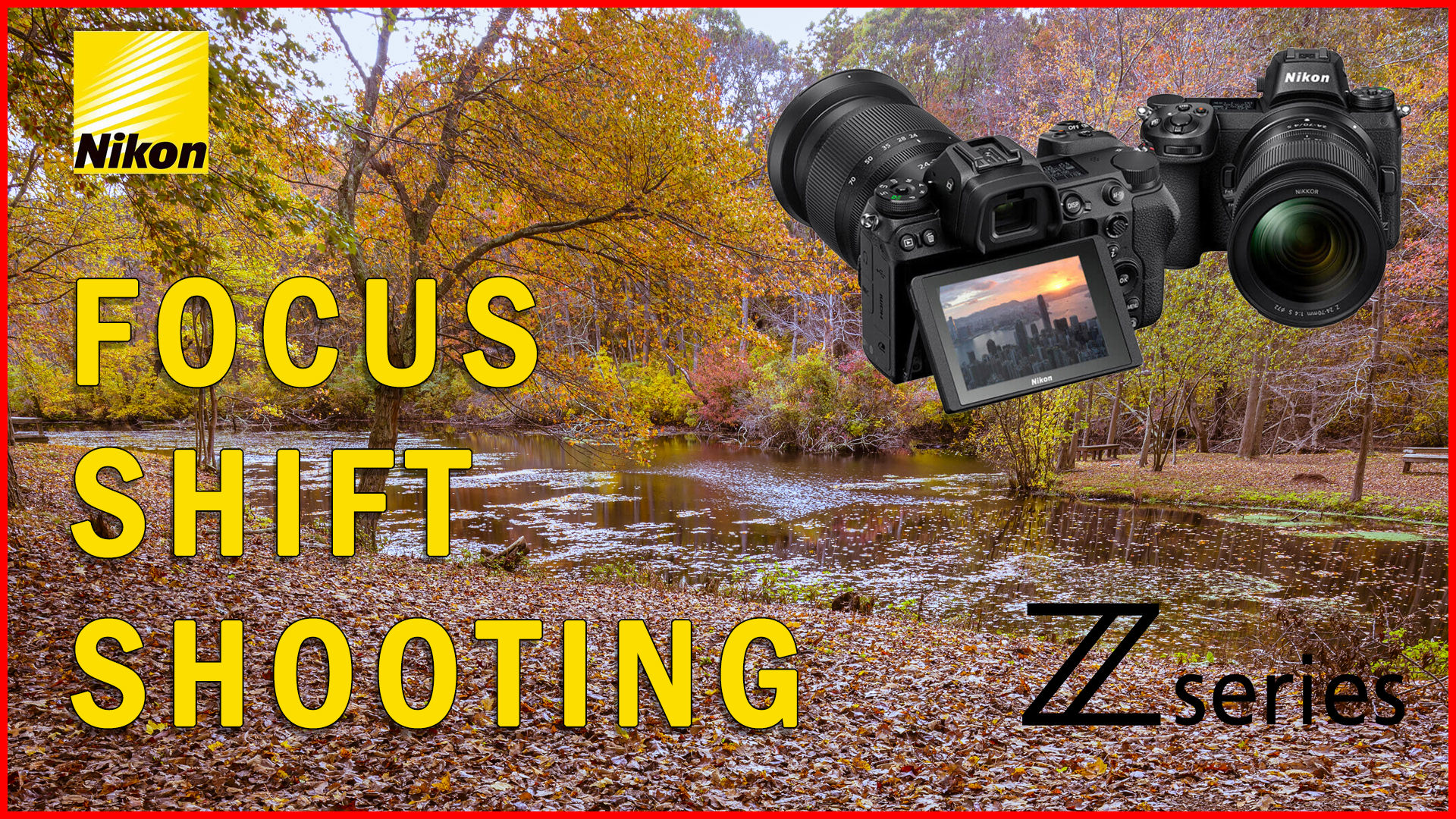 Focus Shift Shooting